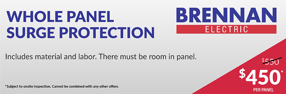 Whole Panel Surge Protection Special
